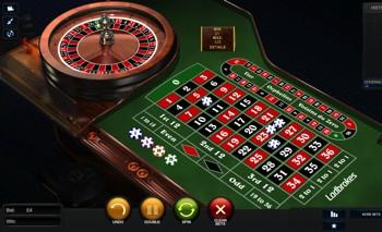 Ladbrokes Casino Roulette